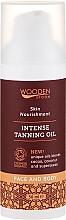 Voňavky, Parfémy, kozmetika Intenzívny opaľovací olej - Wooden Spoon Intense Tanning Oil