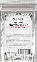 Voňavky, Parfémy, kozmetika Enzýmový peeling z výťažkom granátového jablka - E-Fiore Professional Enzyme Peeling Garnet&Vitamin C