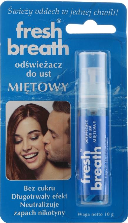 """Osviežovač dychu """"Mäta"""" - Fresh Breath — Obrázky N1"""
