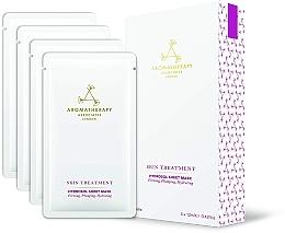 Voňavky, Parfémy, kozmetika Omladzujúca textilná maska na tvár - Aromatherapy Associates Skin Treatment Hydrosol Sheet Mask