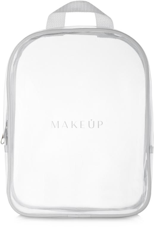 """Kozmetická taška do sprchy, biela """"Beauty Bag"""" (bez kozmetických výrobkov) - MakeUp"""