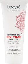 Voňavky, Parfémy, kozmetika Gél na vlasy - Renee Blanche Bheyse Fix Time