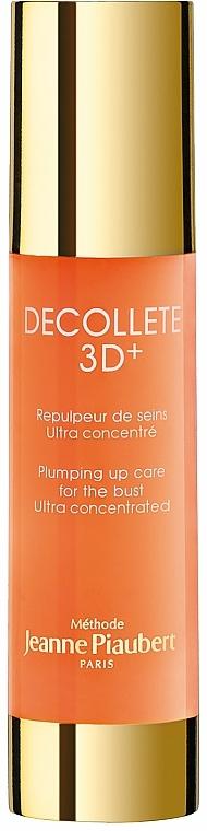Prostriedok na zväčšenie objemu pŕs - Methode Jeanne Piaubert Decollete 3D+ Plumping Up Care for the Bust Ultra Concentrated — Obrázky N1
