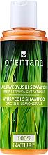 Voňavky, Parfémy, kozmetika Šampón na vlasy - Orientana Ayurvedic Shampoo Ginger & Lemongrass