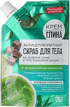 """Voňavky, Parfémy, kozmetika Scrub na telo """"Anti celulitídny"""" - Fito Cosmetics Ľudové recepty"""