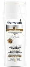 Voňavky, Parfémy, kozmetika Upokojujúci šampón pre citlivú pokožku hlavy - Pharmaceris H-Sensitonin Micellar Soothing and Moisturizing Shampoo