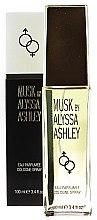 Voňavky, Parfémy, kozmetika Alyssa Ashley Musk - Kolínska voda