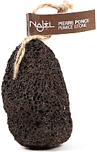 Voňavky, Parfémy, kozmetika Pemza - Najel Volcanic Pumice Foot Stone