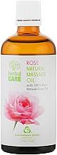 """Voňavky, Parfémy, kozmetika Masážny olej """"Ruža"""" - Bulgarian Rose Herbal Care"""