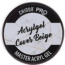 Voňavky, Parfémy, kozmetika Gél na nechty - Chiodo Pro Acryl Gel Cover Beige