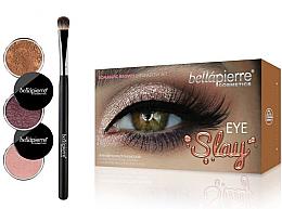 Voňavky, Parfémy, kozmetika Sada na líčenie očí - Bellapierre Eye Slay Kit Romantic Brown