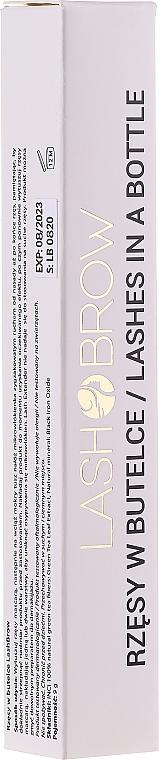Prostriedok na zvýšenie objemu a dĺžky rias - Lash Brow Lash Extender Lashes in a Bottle