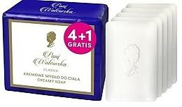 Voňavky, Parfémy, kozmetika Krémové mydlo - Pani Walewska Classic Creamy Soap