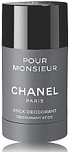 Voňavky, Parfémy, kozmetika Chanel Pour Monsieur - Dezodorant stick