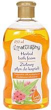 "Voňavky, Parfémy, kozmetika Pena do kúpeľa ""Eukalyptus"" - Bluxcosmetics Naturaphy Herbal Bath Foam"