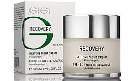 Voňavky, Parfémy, kozmetika Regeneračný nočný krém - Gigi Recovery Restoring Night Cream