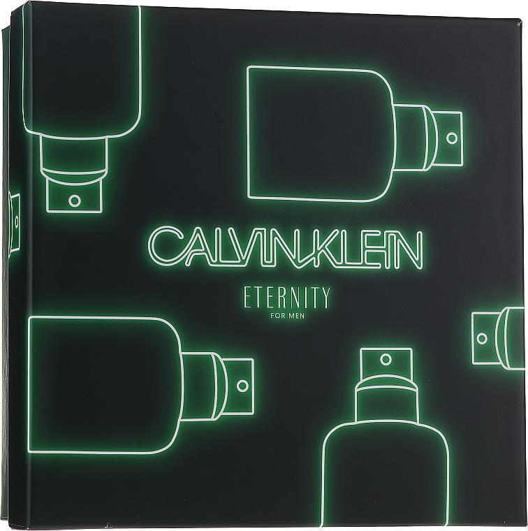 Calvin Klein Eternity For Men - Sada (etd/100ml + deo/150ml)