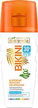 Voňavky, Parfémy, kozmetika Mlieko na telo s aloe s ochranou pred slnkom - Bielenda Bikini Aloe Milk SPF 30