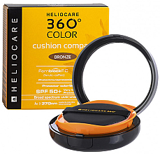 Voňavky, Parfémy, kozmetika Kompaktný púder s SPF ochranou - Cantabria Labs Heliocare 360º Color Cushion Compact Pearl