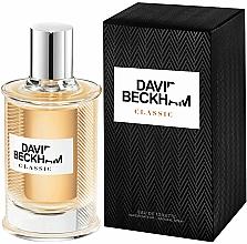 Voňavky, Parfémy, kozmetika David Beckham Classic - Toaletná voda