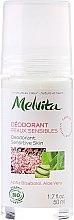 Voňavky, Parfémy, kozmetika Deodorant pre citlivú pokožku - Melvita Body Care Deodorant Sensetive Skin