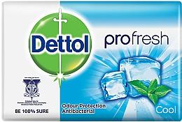 Voňavky, Parfémy, kozmetika Antibakteriálne mydlo - Dettol Anti-bacterial Cool Bar Soap