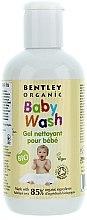 Voňavky, Parfémy, kozmetika Detský prostriedok na umývanie vlasov a tela - Bentley Organic Baby Wash