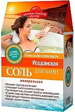 """Voňavky, Parfémy, kozmetika Omladzujúca soľ do kúpeľa """"Jordanská"""" - Fito Kosmetik"""