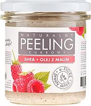 Voňavky, Parfémy, kozmetika Malinový peeling na telo - E-Fiore Raspberry Body Peeling