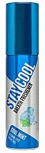 Voňavky, Parfémy, kozmetika Sprej na osvieženie dychu s príchuťou mäty - Stay Cool Breath Fresheners Cool Mint