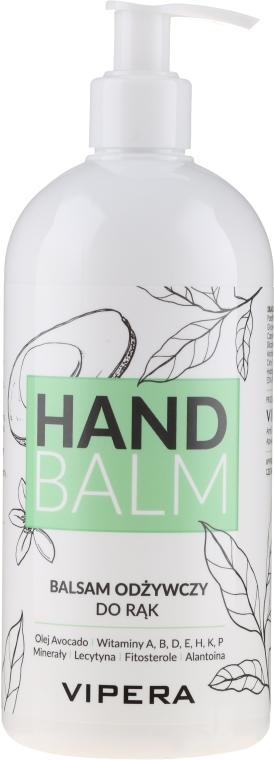 Výživný balzam na ruky - Vipera Nourishing Hand Balm