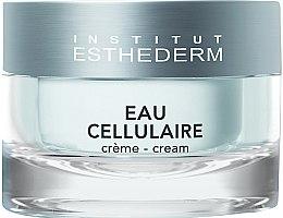 """Voňavky, Parfémy, kozmetika Krém na tvár """"Bunková voda"""" - Institut Esthederm Eau Cellulaire Cream"""