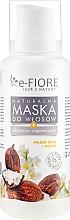 Voňavky, Parfémy, kozmetika Maska na vlasy s bambuckým maslom a rastlinnými olejmi - E-Fiore Shea Oil And Oils Hair Mask
