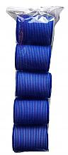 Voňavky, Parfémy, kozmetika Natáčky na suchý zips 498788, 48 mm, modré - Inter-Vion