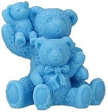 """Voňavky, Parfémy, kozmetika Prírodné mydlo """"Rodina troch medvedíkov"""", modré - LaQ Happy Soaps"""