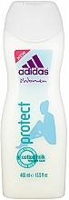 Voňavky, Parfémy, kozmetika Hydratačné sprchovacie mlieko - Adidas For Woman Extra Hydrating Shower Milk