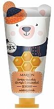 Voňavky, Parfémy, kozmetika Ochranný krém-maska na ruky a nechty - Marion Funny Animals Hand Cream Mask