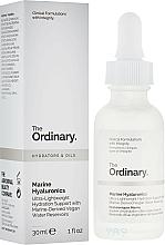 Voňavky, Parfémy, kozmetika Hydratačné sérum - The Ordinary Marine Hyaluronics