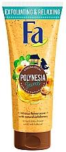 Voňavky, Parfémy, kozmetika Scrub na telo Polynezia - Fa Polynesia Secrets Shower Scrub