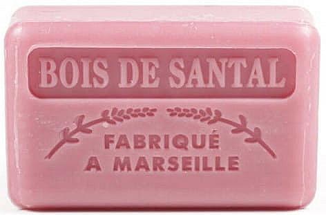 """Marseillské mydlo """"Santalové drevo"""" - Foufour Savonnette Marseillaise"""