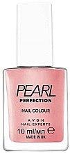 Voňavky, Parfémy, kozmetika Lak na nechty - Avon Pearl Perfection Nail Colour