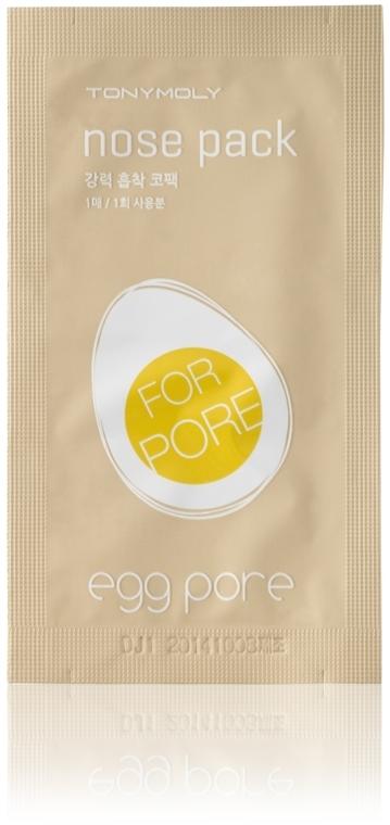 Náplasť na nos proti čiernym bodkám - Tony Moly Egg Pore Nose Pack