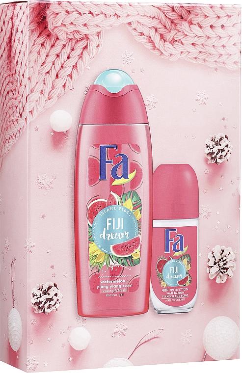 Sada - Fa Fiji Dream Set (sh/gel/250ml + deo/50ml)