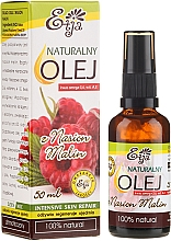 Voňavky, Parfémy, kozmetika Prírodný olej z malinových semien - Etja Natural Raspberry Seed Oil