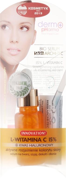 Sérum na tvár - Dermo Pharma Bio Serum Skin Archi-Tec Vitamin C