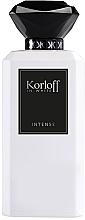 Voňavky, Parfémy, kozmetika Korloff Paris In White Intense - Parfumovaná voda (tester s vrchnákom)