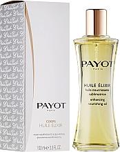 Voňavky, Parfémy, kozmetika Olej na tvár a vlas - Payot Enhancing Nourishing Oil