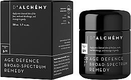 Voňavky, Parfémy, kozmetika Krém na zrelú pleť - D'Alchemy Age Defense Broad Spectrum Remedy