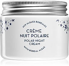Voňavky, Parfémy, kozmetika Nočný krém na tvár - Polar Night Revitalizing Cream