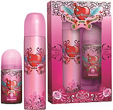 Voňavky, Parfémy, kozmetika Cuba Heartbreaker - Sada (edp/100ml + deo/50ml)